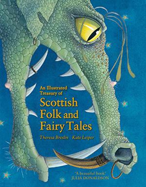 AN ILLUSTRATED TREASURY OF SCOTTISH FOLK AND FAIRY TALES