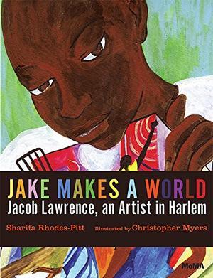 JAKE MAKES A WORLD