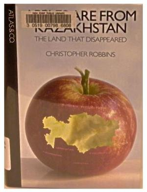 APPLES ARE FROM KAZAKHSTAN