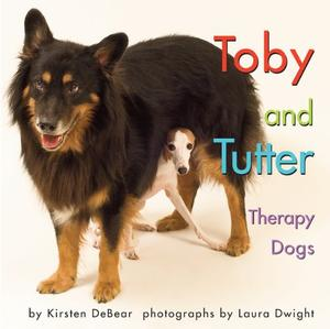 TOBY AND TUTTER THERAPY DOGS