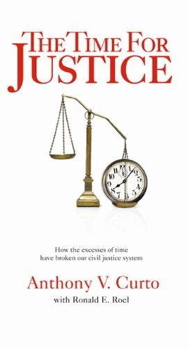 THE TIME FOR JUSTICE