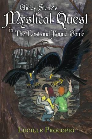 CHELZY STONE'S MYSTICAL QUEST IN THE LOST AND FOUND GAME