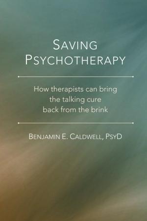 SAVING PSYCHOTHERAPY