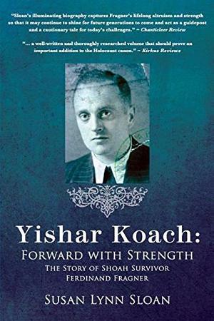 Yishar Koach: Forward with Strength