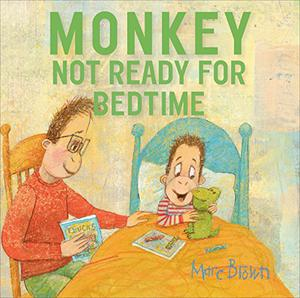 MONKEY NOT READY FOR BEDTIME