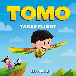 TOMO TAKES FLIGHT