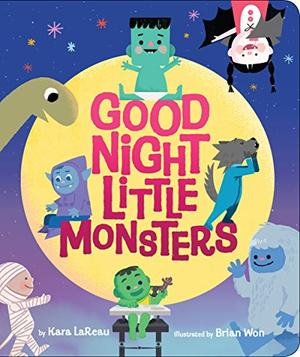GOOD NIGHT, LITTLE MONSTERS