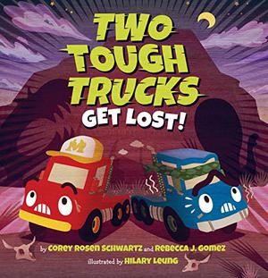 TWO TOUGH TRUCKS GET LOST!