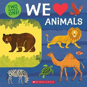 WE LOVE ANIMALS