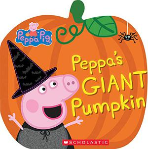 Peppa.'S GIANT PUMPKIN