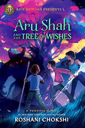 ARU SHAH AND THE TREE OF WISHES