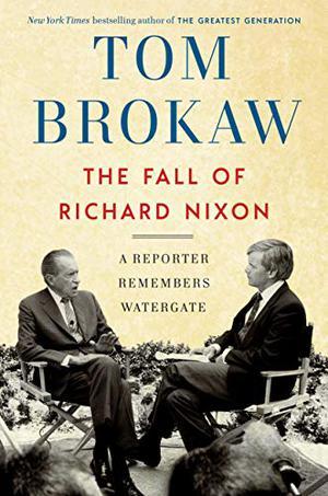 THE FALL OF RICHARD NIXON