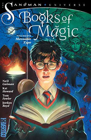 BOOKS OF MAGIC VOL. 1