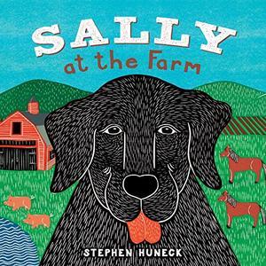 SALLY AT THE FARM