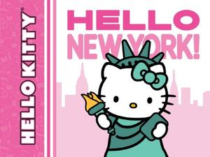 HELLO KITTY, HELLO NEW YORK!