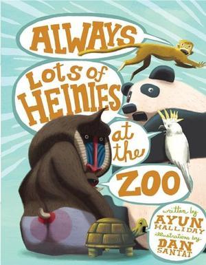 ALWAYS LOTS OF HEINIES AT THE ZOO