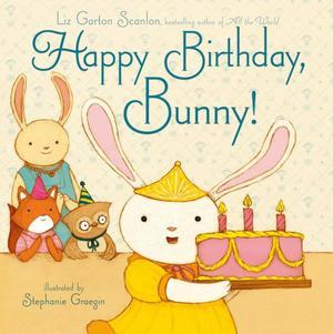 HAPPY BIRTHDAY, BUNNY!