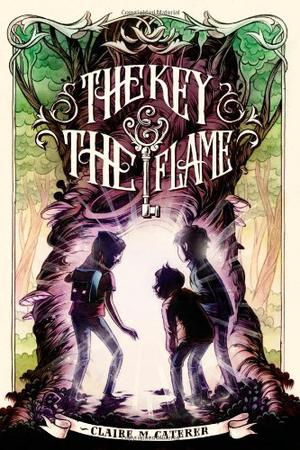 THE KEY & THE FLAME