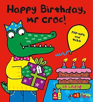 HAPPY BIRTHDAY, MR CROC!