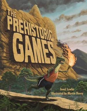 THE PREHISTORIC GAMES