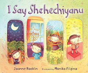 I SAY SHEHECHIYANU