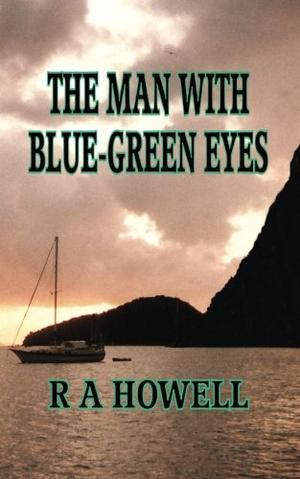 The Man With Blue Green Eyes