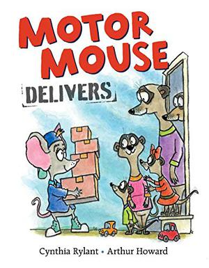 MOTOR MOUSE DELIVERS