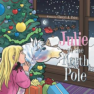 Julie at the North Pole