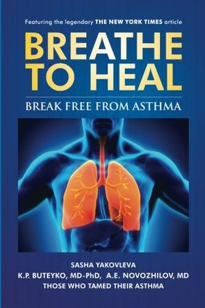 Breathe To Heal: Break Free From Asthma