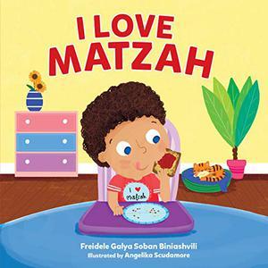 I LOVE MATZAH