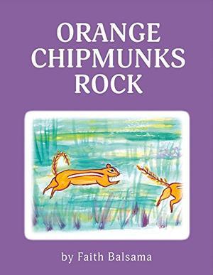 ORANGE CHIPMUNKS ROCK