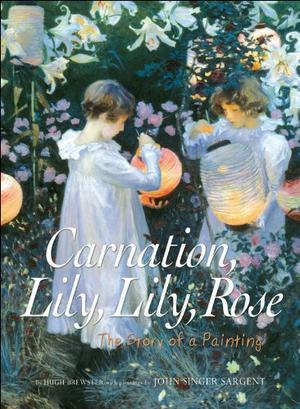 CARNATION, LILY, LILY, ROSE