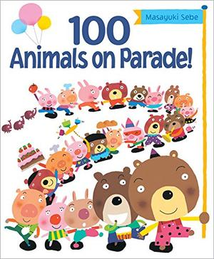 100 ANIMALS ON PARADE!