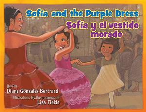 SOFIA AND THE PURPLE DRESS / SOFÍA Y EL VESTIDO MORADO