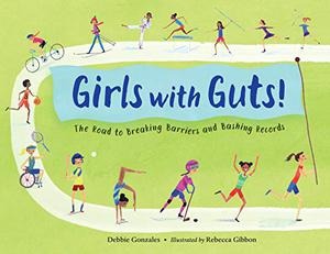 GIRLS WITH GUTS!