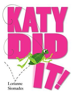 KATY DID IT!