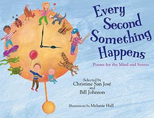 EVERY SECOND SOMETHING HAPPENS