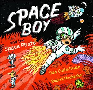 SPACE BOY AND THE SPACE PIRATE