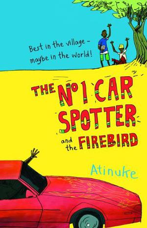 THE NO. 1 CAR SPOTTER AND THE FIREBIRD