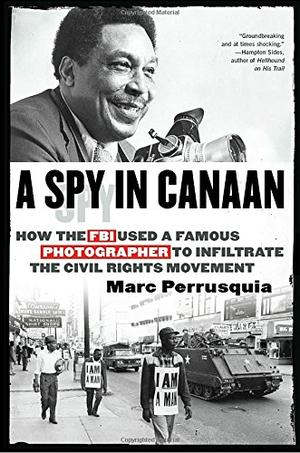 A SPY IN CANAAN