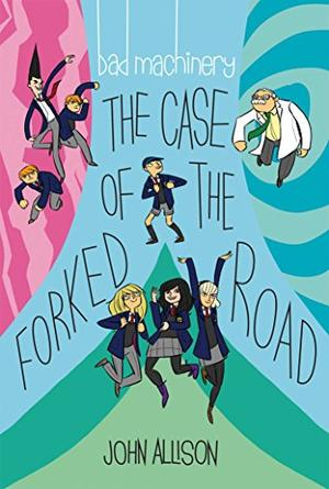 THE CASE OF THE FORKED ROAD