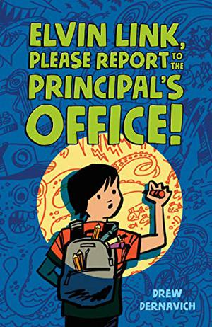 ELVIN LINK, PLEASE REPORT TO THE PRINCIPAL'S OFFICE!
