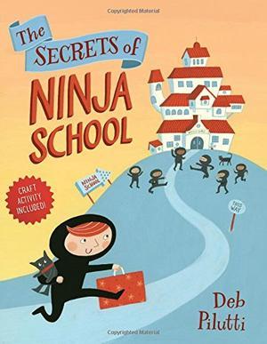 THE SECRETS OF NINJA SCHOOL
