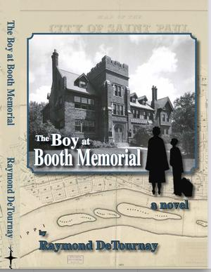 THE BOY AT BOOTH MEMORIAL