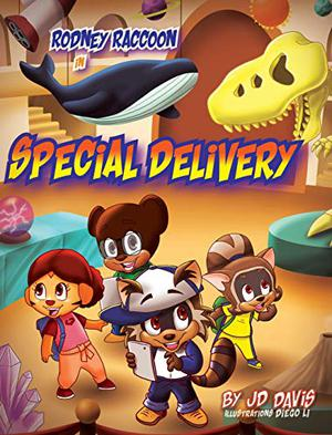 RODNEY RACCOON IN SPECIAL DELIVERY