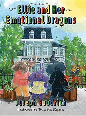 ELLIE AND HER EMOTIONAL DRAGONS