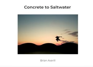 CONCRETE TO SALTWATER