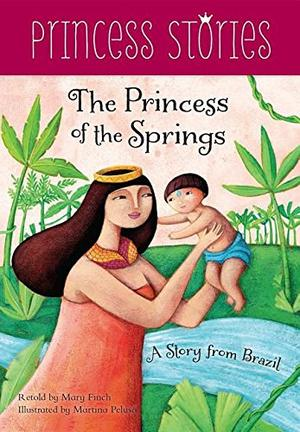 THE PRINCESS OF THE SPRINGS