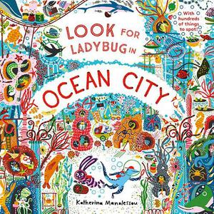 LOOK FOR LADYBUG IN OCEAN CITY