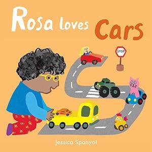 ROSA LOVES CARS